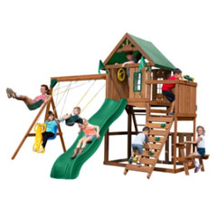 Swing-N-Slide - Playground Equipment