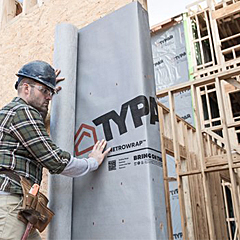 TYPAR - Building Envelopes, Tapes & Flashings